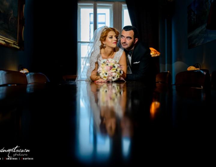Raluca & Theo - O nunta cu dichis