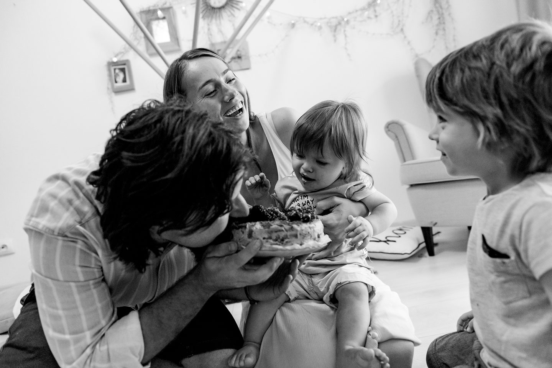 fotografie documentara de familie